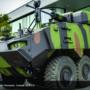Romanian Piranha 5 completes live firing test