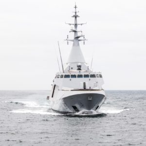 Romania orders corvettes from Naval Group for $1.4 billion