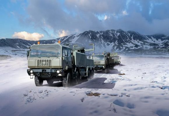 Iveco Defence Vehicles to supply the Romanian Armed Forces with 942 trucks, first batch of a frame contract worth 2,900 vehicles